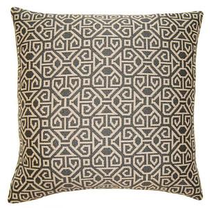 Aztec Maze Pillow
