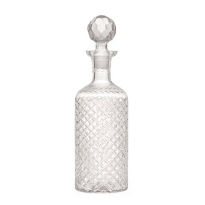Modern Glass Decanter