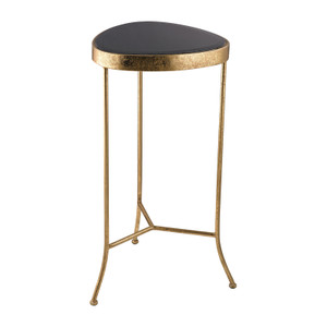 Petite Onyx Side Table