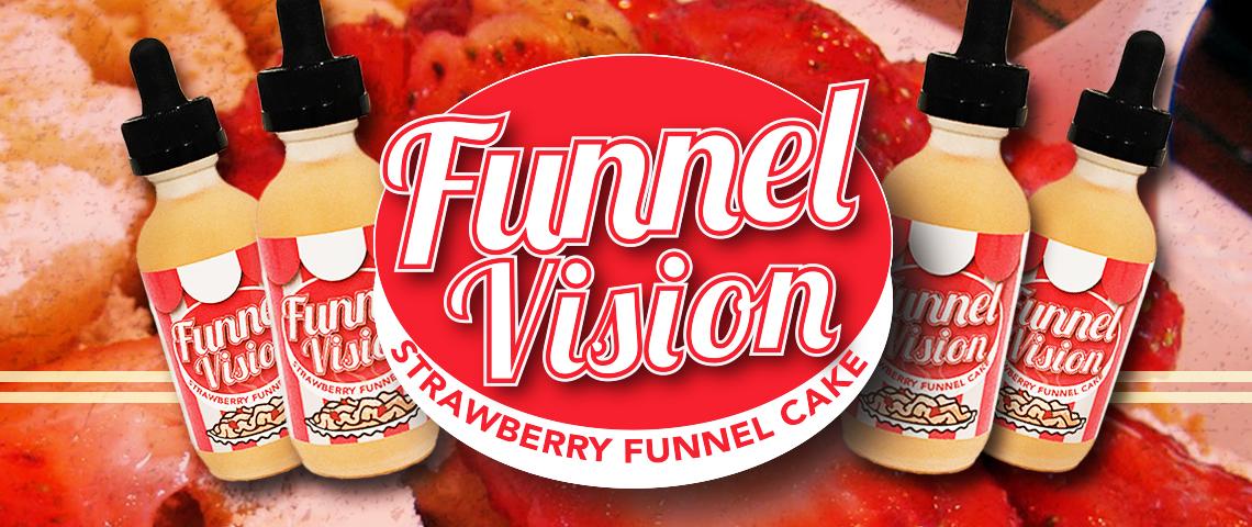 Funnel Vision E-Liquid