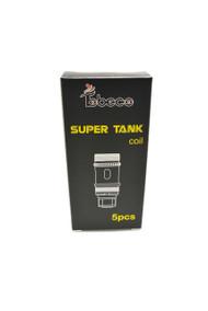 Tobeco Super Tank Ni200 Temp. Control Coils (5pk)