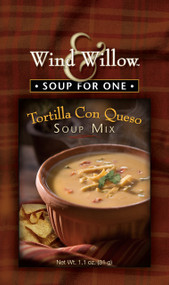 Soup For One Tortilla Con Queso