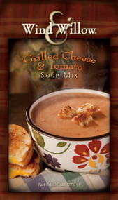 Soup Mix Grilled Cheese and Tomato