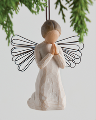 Ornament Angel of Prayer