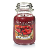 Yankee Candle Large Black Cherry