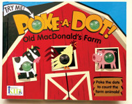 Poke-a-Dot Old MacDonald's Farm Book