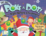 Poke-a-Dot The Night Before Christmas Book
