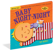 Indestructible Baby Night-Night Book
