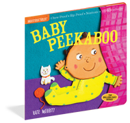 Indestructible Baby Peekaboo Book