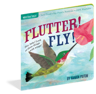 Indestructible Flutter Fly Book