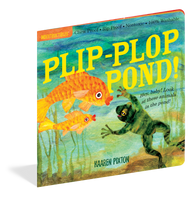 Indestructible Plip Plop Pond Book