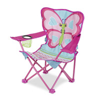 Cutie Pie Kids Butterfly Chair