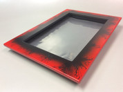 11x17 'FOLIO FRAME. HOLDS UP TO 20 PRINTS!