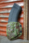 SINGLE AR-15 OR AK-47 MAGAZINE HOLSTER