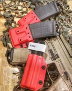 SINGLE AR-15 OR AK-47 MAGAZINE HOLSTER