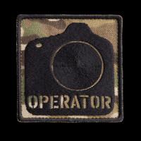 Camera Operator Patch