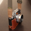 RF Camera Strap on a FujiFilm X100s