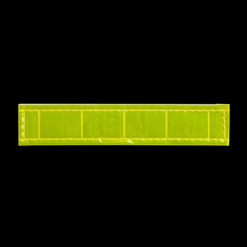 HiViz tacStrip: yellow