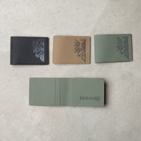 Slim-Fold Wallet: Black, Coyote Brown, Foliage Green