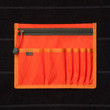 Pocket Panel: neon orange
