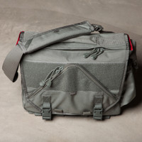 RTS: Wingman Messenger Bag, Foliage Green
