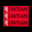 Javran stickers, red