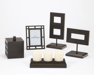 Deidra Black Accessory Set
