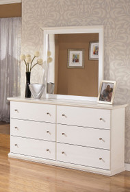 Bostwick Shoals White Dresser