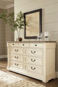 Bolanburg Two-tone Dresser