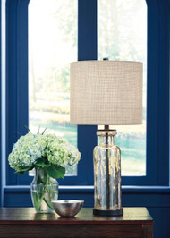 Laurentia Champagne Glass Table Lamp (1/CN)
