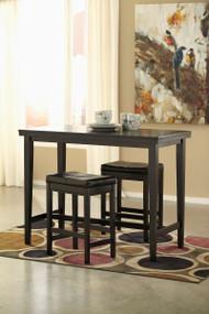 Mirimyn Antique White Small Desk & Swivel Desk Chair