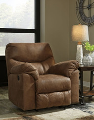 Boxberg Bark Power Rocker Recliner