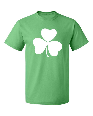 Irish shamrock T-Shirt, green