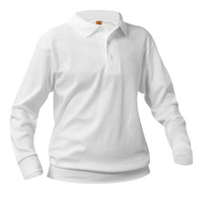 Interlock Overshirt Ls-White