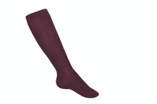 Opaque Knee Hi Socks
