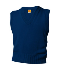 Sweater Vest V-Neck