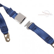 Seatbelt Planet Lift Latch Style Lap Belt w/Snap Hooks