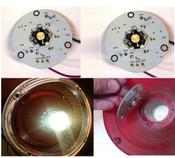 Falcon, Ranchero, Galaxie Tbird Back Up Lamps - MP-FAL-BKP 2
