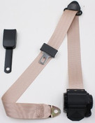 "3pt Seatbelt w/6"" Stake End Release Style (Call for Prices)"