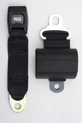 "4"" Retractor - 7"" Soft Buckle End Seat Belt (Call for Prices)"