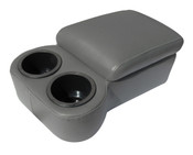 Mercury Meteor Bench Seat Console & Cup Holder