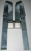 C1 Corvette 58-62 Ham Bone Seat Belt Set