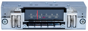 1968-69 Dodge Dart AM/FM/Stereo Radio with bluetooth