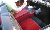 1958-1960 Edsel BC-Cruiser Full Bench Seat Console