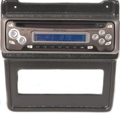 KHE 1969-70 Mustang Pioneer AM/FM/CD Player with bluetooth