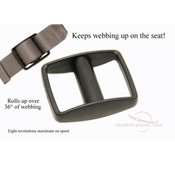 Seatbelt Planet Webbing Roll Up Retractor