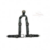 Seatbelt Planet 4pt Harness Lift Latch Style 4