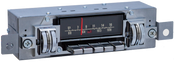 1968 Plymouth Valiant AM/FM/Stereo Radio (except Rallye Dash) with bluetooth
