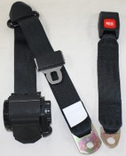 Jeep 3pt Retractable Rear Belt (#4) (Sold Individually) 1