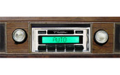 Custom AutoSound 1954-55 Cadillac USA-630 In Dash AM/FM